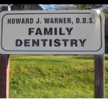 Dr. Howard J Warner