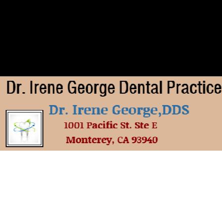 Dr. Irene George