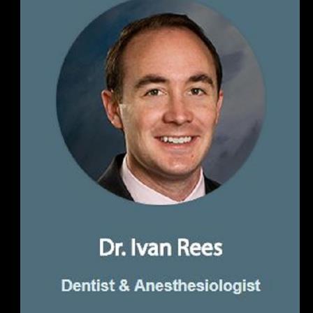 Dr. Ivan D Rees