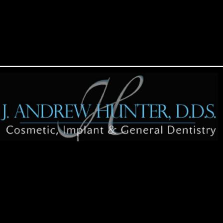 Dr. J Andrew Hunter