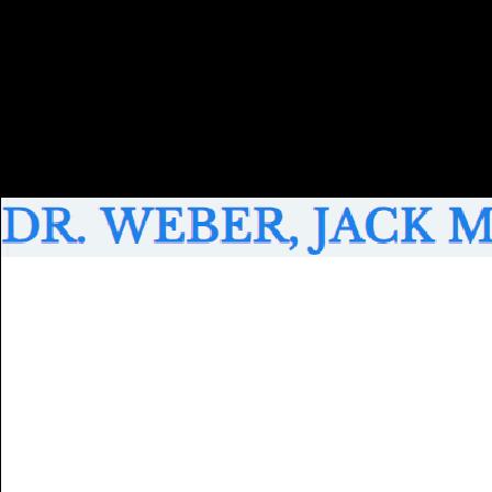 Dr. Jack M Weber