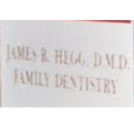 Dr. James R Hegg