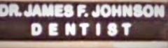 Dr. James F Johnson