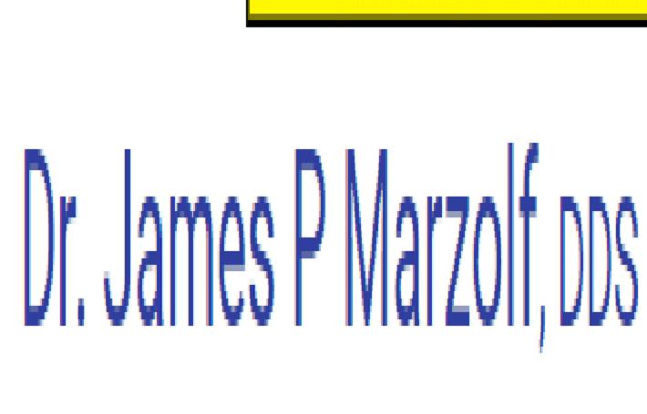 Dr. James P Marzolf