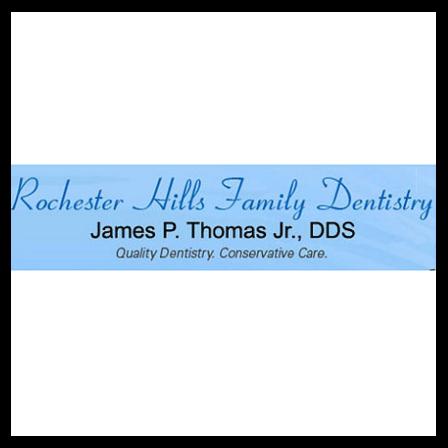 Dr. James P. Thomas, Jr.