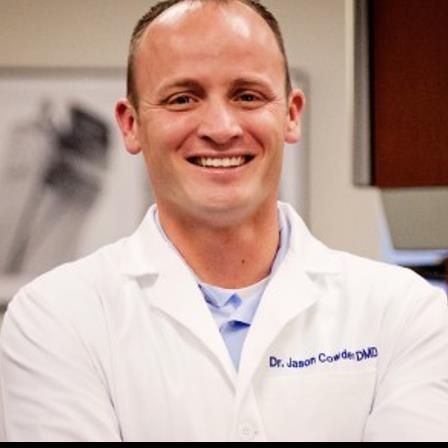 Dr. Jason T Cowden