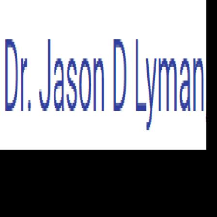 Dr. Jason D Lyman