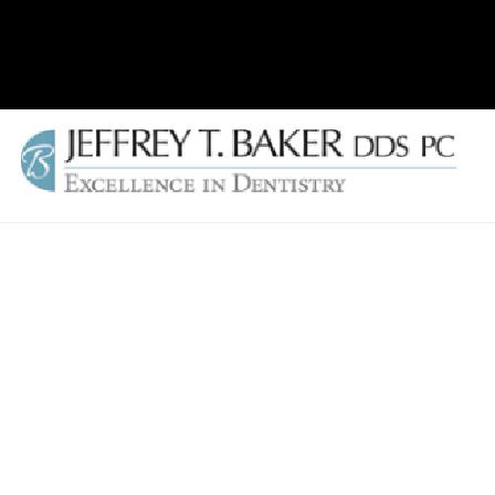 Dr. Jeffrey Baker