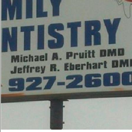 Dr. Jeffrey R Eberhart
