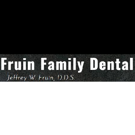 Dr. Jeffrey Fruin