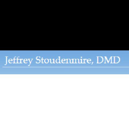 Dr. Jeffrey R Stoudenmire