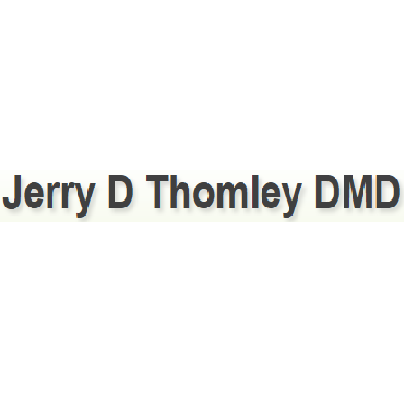 Dr. Jerry D Thomley