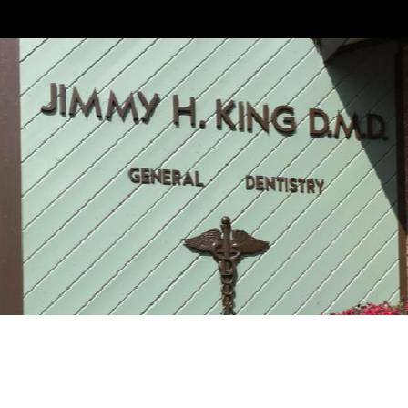 Dr. Jimmy H King