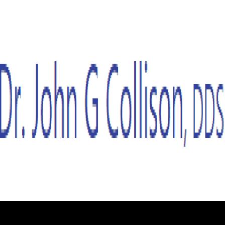 Dr. John G Collison