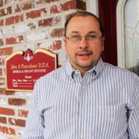 Dr. John A Patrzykont
