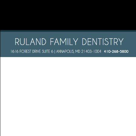 Dr. John P Ruland