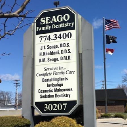 Dr. John T. Seago