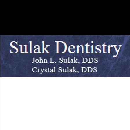 Dr. John Sulak
