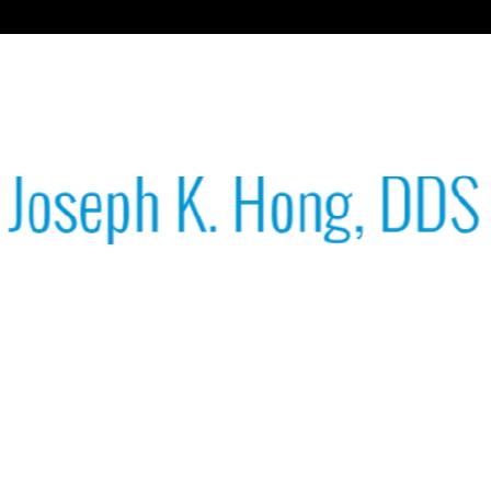 Dr. Joseph K Hong
