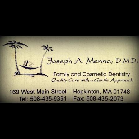 Dr. Joseph A Menna