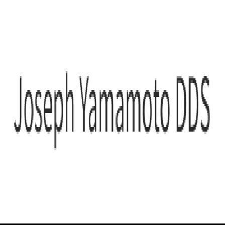 Dr. Joseph H Yamamoto