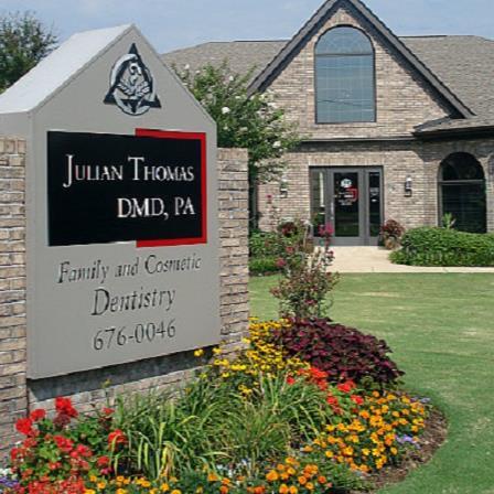 Dr. Julian J Thomas, III