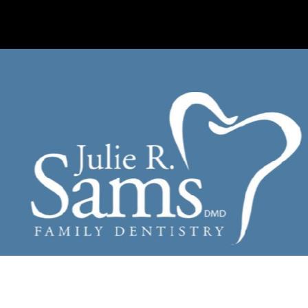Dr. Julie R Sams