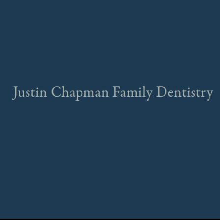 Dr. Justin T Chapman