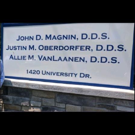 Dr. Justin Oberdorfer