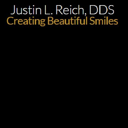 Dr. Justin L Reich