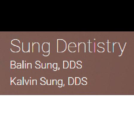 Dr. Kalvin Sung
