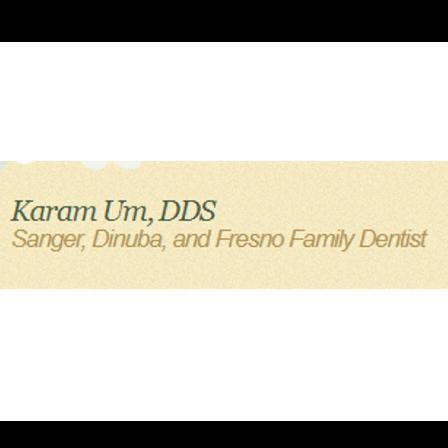 Dr. Karam Um