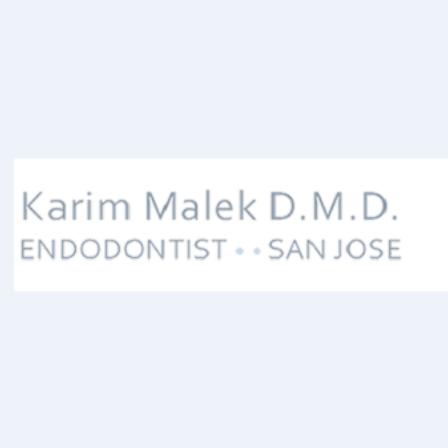 Dr. Karim Malek