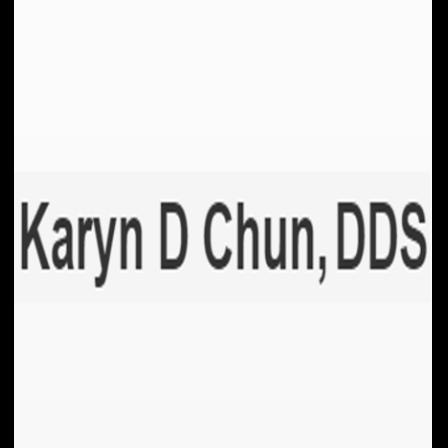Dr. Karyn D Chun