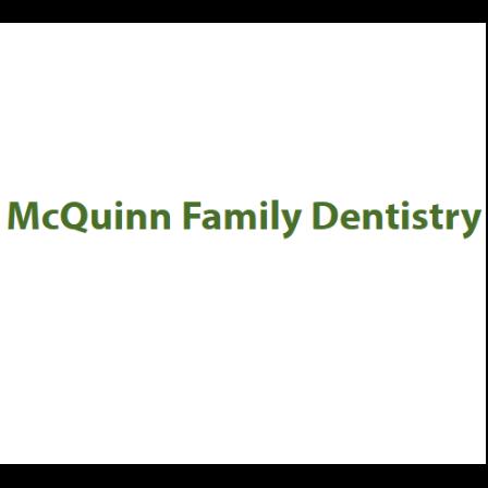 Dr. Kassey J McQuinn