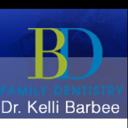 Dr. Kelli A Barbee