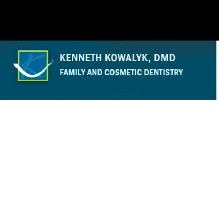 Dr. Kenneth K Kowalyk