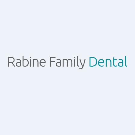 Dr. Kenneth F Rabine