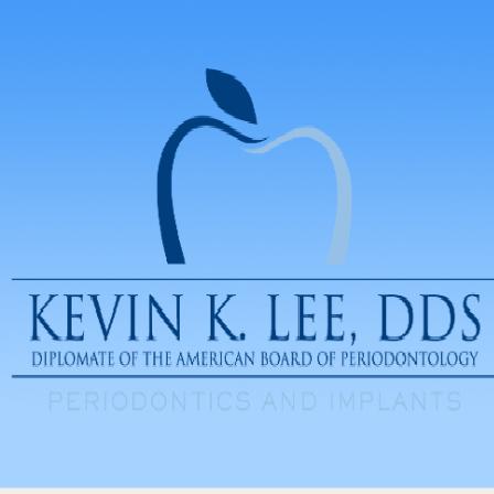 Dr. Kevin K Lee