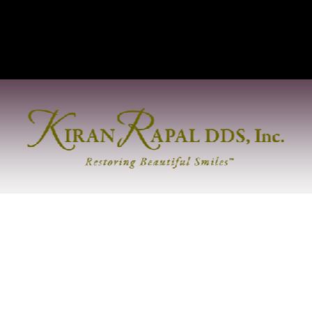 Dr. Kiran D Rapal