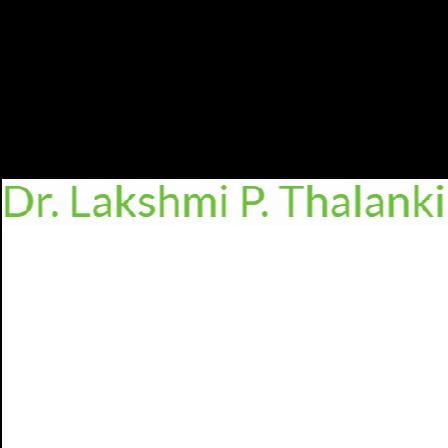 Dr. Lakshmi P Thalanki