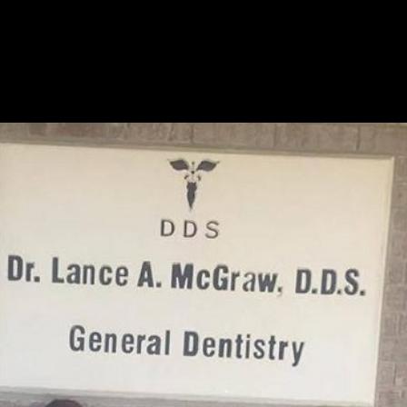 Dr. Lance A McGraw