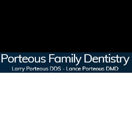 Dr. Lance E Porteous