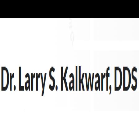 Dr. Larry S Kalkwarf