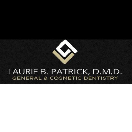Dr. Laurie Patrick