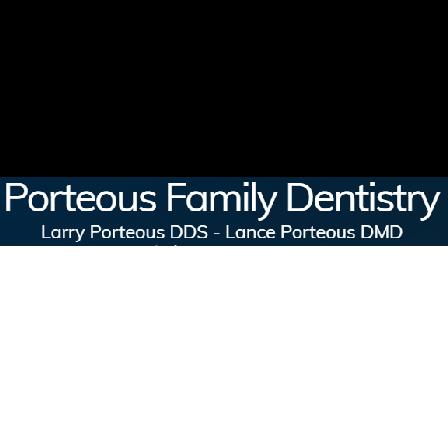 Dr. Lawrence E Porteous