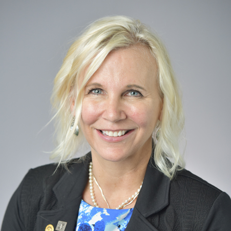 Dr. Linda J King