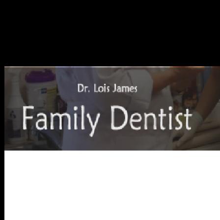 Dr. Lois H James