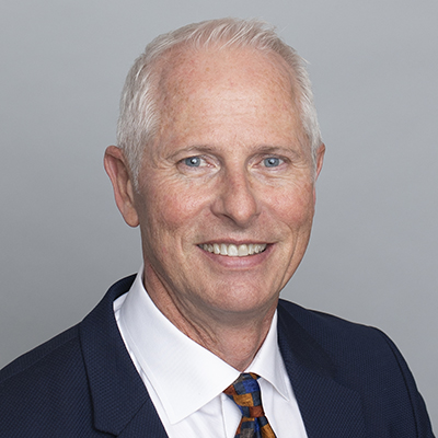 Dr. M Kenneth Johnson
