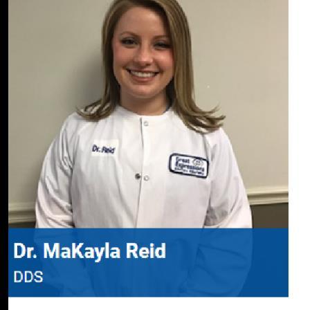Dr. MaKayla D. Reid